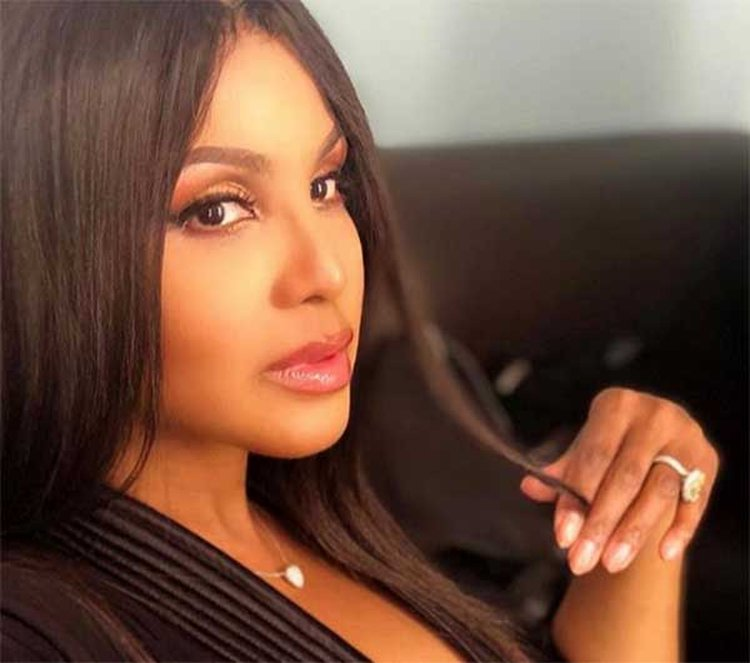 Singer Toni Braxton Pleas for the Return of 'Bonnie,' Her 10-Carat Canary Diamond Ring