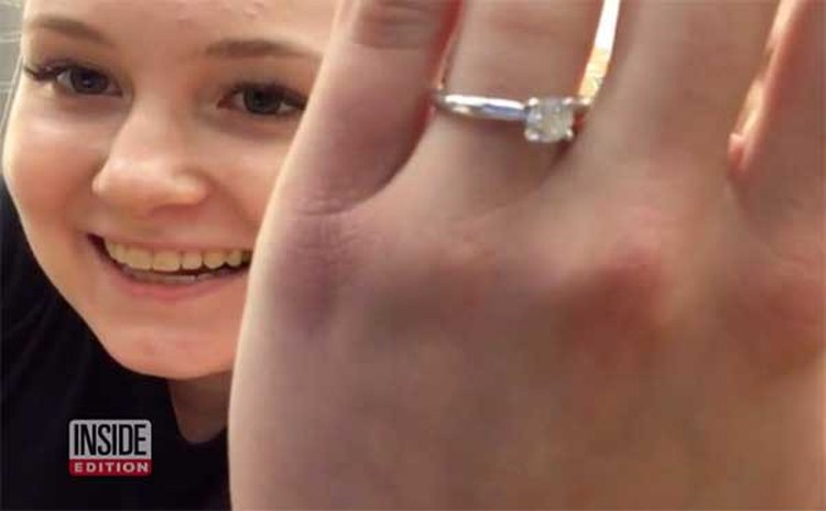 Deserving Illinois Couple Receives Free Engagement Ring From Jilted Virginian With Big Heart