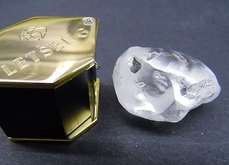 12th 100-Plus-Carat Diamond of 2018 Establishes New Record for Letšeng Mine in Lesotho
